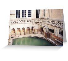 Historic Bath, United Kingdom Greeting Card