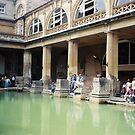 Historic Bath, United Kingdom by lenspiro