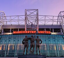 Manchester United Football Club by Mark Sykes