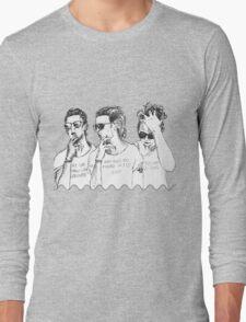 Matt Healy The 1975 Long Sleeve T-Shirt