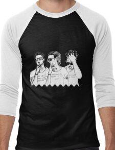 Matt Healy The 1975 Men's Baseball ¾ T-Shirt