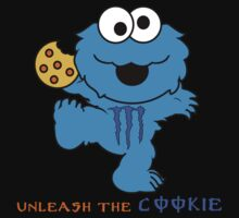 Unleash the Cookie by bownetarts