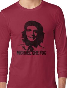 Michael Che Fox Long Sleeve T-Shirt