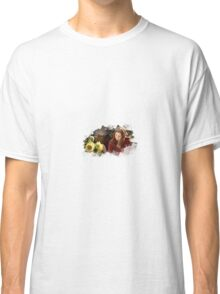 amy pond and sunflowers Classic T-Shirt