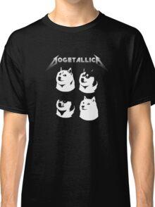 Dogetallica - Dogecoin inspired by Metallica Classic T-Shirt