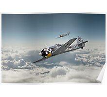 Luftwaffe - FW190 Poster