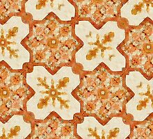 Ornamental Pattern Design by DFLCreative