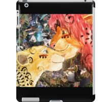 lion king collage iPad Case/Skin
