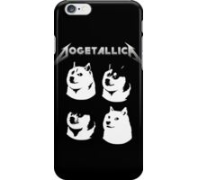 Dogetallica - Dogecoin inspired by Metallica iPhone Case/Skin
