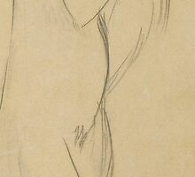 Untitled (Nude Woman) by Bridgeman Art Library