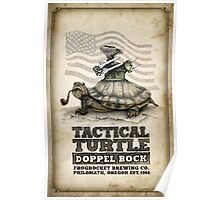Tactical Turtle Doppel Bock Poster