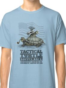 Tactical Turtle Doppel Bock Classic T-Shirt