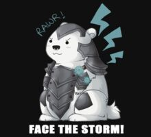 Volibear chibi - League of Legends by linkitty