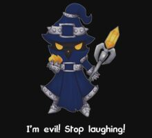 Veigar chibi - I'm evil! - League of Legends by linkitty