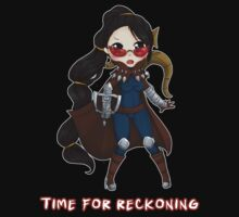Vayne chibi - Time for reckoning - League of Legends by linkitty