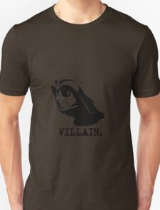 Here's to the Villian T-Shirt