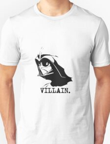 Here's to the Villian Unisex T-Shirt