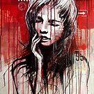 DISSOLVED GIRL by GRAFFMATT