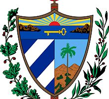 Coat of Arms of Cuba  by abbeyz71