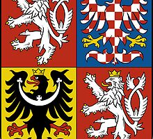 Coat of Arms of Czech Republic  by abbeyz71