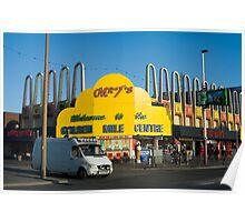 Blackpool amusement arcades Poster