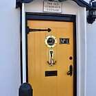 Nautical Door at  Weymouth Harbour,Dorset.UK by lynn carter