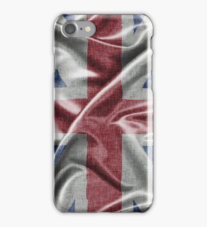 United Kingdom flag. iPhone Case/Skin