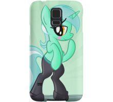 Lyra in Yoga Pants Phone Case Samsung Galaxy Case/Skin