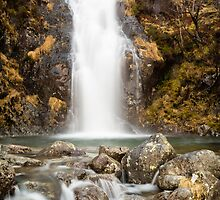 Hell Ghyll Waterfall by Mark Hooper