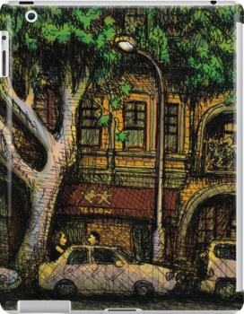 The Yellow House, Potts Point by Joel Tarling