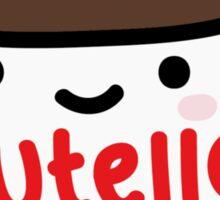 Baby Nutella Sticker