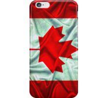 Canada flag. iPhone Case/Skin