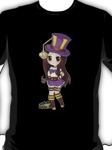Caitlyn chibi - League of Legends T-Shirt