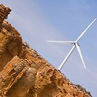 Turbine at Cape Bridgewater Petrified Forest by Aden Brown