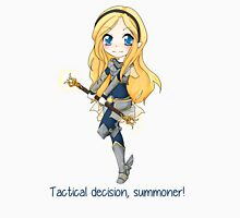 Lux chibi - Tactical decision! - League of Legends T-Shirt