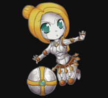 Orianna chibi - League of Legends by linkitty