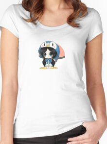 Piplup girl - Pokemon Women's Fitted Scoop T-Shirt