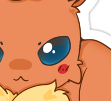Flareon - Pokemon Sticker