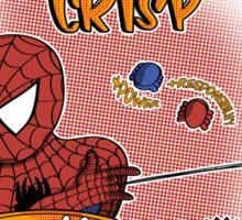 Spidey Crisp V2 Sticker