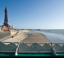 Blackpool from the North Pier by photoeverywhere