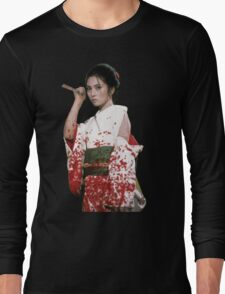 Lady Snowblood Long Sleeve T-Shirt