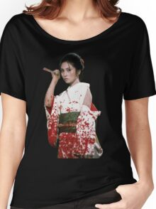 Lady Snowblood Women's Relaxed Fit T-Shirt