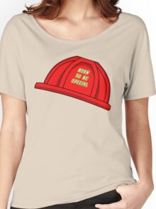 Born to be special, only helmet Women's Relaxed Fit T-Shirt