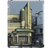 The Metro (Minerva) Theatre, Potts Point iPad Case/Skin