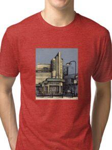 The Metro (Minerva) Theatre, Potts Point Tri-blend T-Shirt