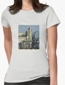 The Metro (Minerva) Theatre, Potts Point Womens Fitted T-Shirt
