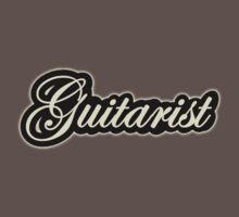 Vintage Guitarist One Piece - Short Sleeve