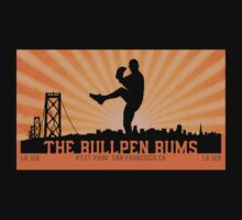 Bullpen Bums Reverse Sunburst Kids Clothes