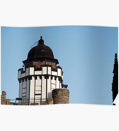 Camera Obscura , Edinburgh Poster