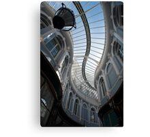 Morgan Arcade , Cardiff, Wales Canvas Print